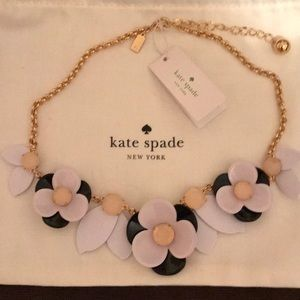 "Kate Spade ""Pick A Posey"" Necklace"